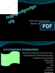ppt acconting standars