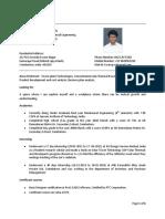 Swarup Ravichandran
