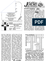 JORMI - Jornal Missionário n° 73