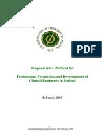 Protocol CE Ireland