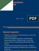 Java Objektno Orijentisano Programiranje
