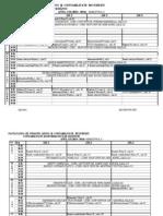 Orar Facultate Zi FB+CIG 2013-2014-An I,II,III