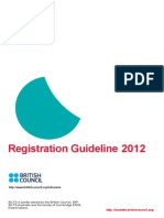 Ielts British Council Indonesia Reg Guide Updated