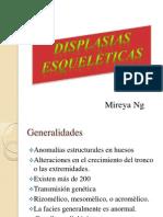displasias esquelèticas