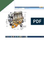 Engine Oil Path