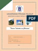 Monografía de Turismo Industria sin Chimeneas