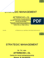 Strategic Management 3