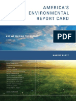 Blatt - America's Environmental Report Card