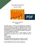 Historias ubuntu en el PQPI