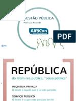 Gestão Pública II