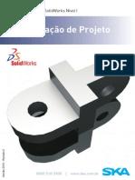 Apostila SolidWorks Nível I - 2010