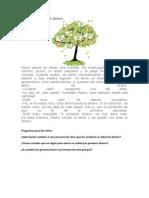 Pedro y el árbol de dinero