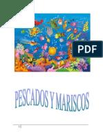 TRABAJO ALIMENTACIÓN-MARISCOS Y PESCADOS