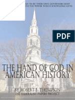 Hand of God in American History
