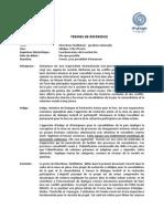 TDR Chercheur Facilitateur_final