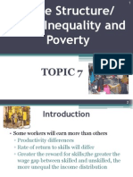 TOPIC 7 - Wage Structure