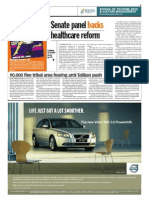 thesun 2009-10-15 page09 senate panel backs healthcare reform