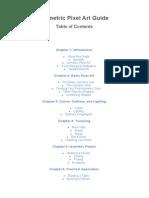 Isometric Pixel Art Guide (Rhys Davies)