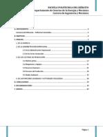 Informe Practicas REE