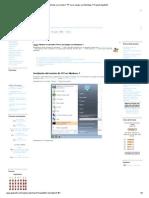 Montar Un Servidor FTP en Un Equipo Con Windows 7 - Junto a Joomla Proyecto AjpdSoft