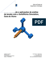 SolidWorks Simulation Student Guide PTB