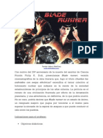 Blade Runner Brief