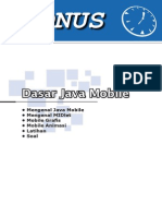 Dasar Java Mobile