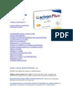 Actron Plus