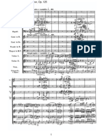 9 Sinfonia de Beethoven - 3 Movimento