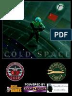 Cold Space Corebook