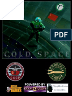 Cold Space Corebook