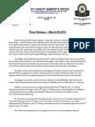 Stabbing Arrest 03-06-2014 A