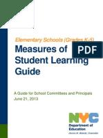 MOSL Guide Elementary Schools FINAL