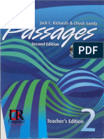 Passages 2 Teacher's Book