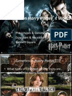 Genetics Harry Potter Ppt