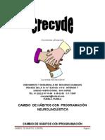 CAMBIO DE HABITOS CON PROGRAMACIÓN NEUROLINGÜÍSTICA