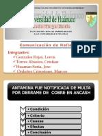 Auditoria Ambiental Ancash...Exposicion