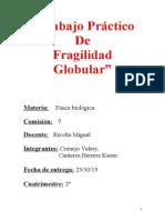 Trabajo Practico Fragilidad Globular[1]