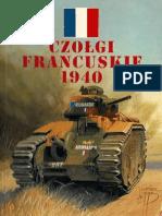 (1995) Czołgi Francuskie 1940