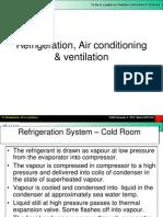 Refrigeration Air Cond Vent