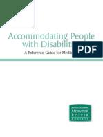 Accommodating Handbook