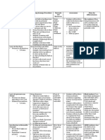 individual lesson plan science