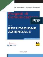 Progetti Di Comunicazione Per La Reputazione Aziendale