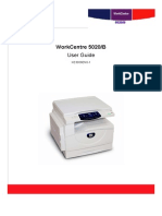 Xerox WorkCentre 5020 Manual Service