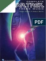 Star Trek Theme Music
