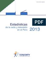 Concortv Estadisticas Rtv 2013