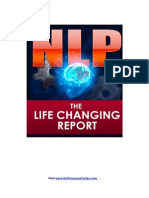 NLP - The Life Changing Report!
