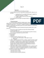 Semiologie Curs 23