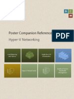 Poster Companion Reference - Hyper-V Networking