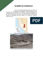 Sender - Los Petroglifos de Chichictara